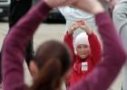 Foto: Maratona treniņš Jelgavā