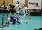 """Foto: """"Rubene"""" cīņu par """"EuroFloorball"""" kausu sāk ar zaudējumu"""