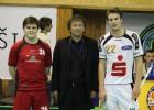 """Foto: """"Lielvārde"""" iekļūst """"EuroFloorball"""" finālā"""