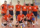 Latvijas veterāni izcīna divas ceturtās vietas EČ volejbolā