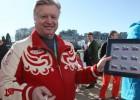 Krievijas Olimpiskās komitejas prezidents iesniedzis atlūgumu