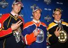 """Oilers"" ar pirmo numuru izvēlas Holu"