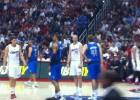 """Basketbols Losandželosā – Grifins pret """"Mavericks"""""""
