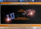 Video: LBL: LU - U18. 1.puslaiks
