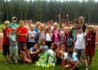 Noslēgusies otrā Piedzīvojumu virpulī 2013 vasaras nometne