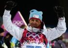 Norvēģijai uzvara biatlona jauktajā stafetē, Bjerndālenam 13. olimpiskā medaļa