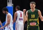 Lietuva uzvar Serbiju un iegūst ceļazīmi uz Rio
