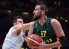 Eiropas čempionāta pusfinālā Lietuva pret vēl nezaudējušo Serbiju