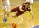 Pamatdarba dēļ vairāki telpu futbolisti nevarēs palīdzēt Latvijas izlasei