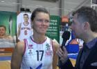 """Video: Ieva Vītola: """"Ļoti gribējām uzvarēt savu skatītāju priekšā"""""""