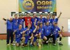 """""""Ogre/Miandum"""" izcīna bronzu Latvijas čempionātā"""