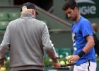 """Džokovičam ceturtais mēģinājums uzvarēt """"French Open"""" finālā"""