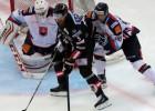 Latvijas pirmā pretiniece Austrija ar diviem NHL spēlētājiem zaudē slovākiem