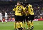 Dortmunde mača izskaņā izrauj neizšķirtu pret ''Real'' un uzvar F grupā