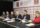 Turpmāk notiks sešu nāciju turnīrs florbolā ar Latvijas izlases līdzdalību