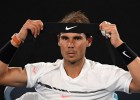 """Nadalam uzvara pār Monfīsu dod 30. """"Grand Slam"""" ceturtdaļfinālu"""