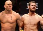 Leģendārais Santpjērs aizvadīs titula maču ar UFC čempionu Bispingu