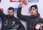 Dukurs pret Junu: olimpiskās trases debijā cīņa par Pasaules kausu
