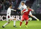 Tiešraide: Šveice - Latvija 1:0 (spēle beigusies)