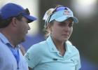 """TV skatītāja pamanīts pārkāpums atņem ASV golferei """"major"""" titulu"""