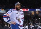 """Kovaļčuks par nedošanos uz NHL: """"Palikt SKA izvēlējos olimpisko spēļu dēļ"""""""