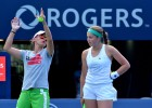 """Ostapenko un Sevastovai vakarā """"Rogers Cup"""" sākums"""