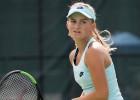 Vismane ITF kvalifikācijas finālā zaudē bijušajai simtnieka tenisistei