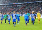 """Hertha"" pārsteidz, ""Bayern"" netiek klāt Dortmundei"