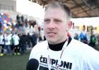Video: Valmierieši saņem čempionu kausu - intervijas ar Dubovu un G.Ērgli