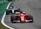 """Botass ātrākais pirms kvalifikācijas, cerīgs sniegums """"Ferrari"""" pilotiem"""