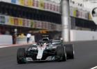 Hamiltons ātrākais arī otrajā F1 treniņā, konkurenti pietuvojas
