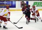 Latvijas klubu izlase pārliecinoši apspēlē Ķīnu