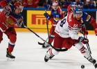 """Bruins"" uzbrucēji Pastrņāks un Krejči grib lidot uz Dāniju, Hertls čehiem atsaka"