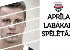 Par 1. līgas labāko spēlētāju aprīlī nosaukts ukraiņu leģionārs Čunihovskis