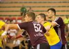 """Latvijas handbolisti noslēgs """"Adriatic Cup"""" pret līdz šim nezaudējušo Itāliju"""