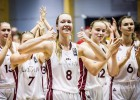 Dignai Strautmanei Latvijas rekords, U20 meitenes vēlreiz pieveic Poliju