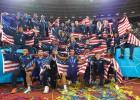 ASV sportisti uzvar jaunizveidotajā Pasaules kausā vieglatlētikā