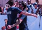 Itālijas un Francijas sportisti Jūrmalā triumfē Eiropas čempionātā pludmales tenisā