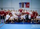 """Turnīrā """"Latvian Open"""" spēlēs Latvijas junioru izlases kandidāti"""