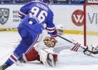 Video: Kalniņš triumfē KHL regulārās sezonas topā