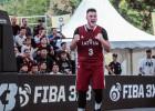 Latvijas U23 izlase 3x3 Pasaules kausā droši apspēlē ASV un Kazahstānu