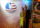 Latvijas senioru pāri ceturtdaļfinālā pasaules čempionātā Latīņamerikas dejās