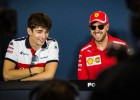 """Leklērs: """"Es nebūšu """"Ferrari"""" otrais numurs"""""""