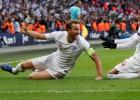 Keins izkārto divus vēlus vārtus un ieved Angliju Nāciju līgas finālturnīrā