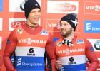 Pasaules kausa pirmajā posmā sešiniekā iekļūst divas Latvijas divnieku ekipāžas
