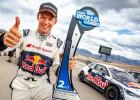 Bijušais pasaules rallijkrosa čempions Ekstroms noslēdz savu Pasaules RX karjeru