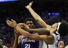 """Kuruca """"Nets"""" un Bertāna """"Spurs"""" pirmajās mājas spēlēs centīsies atgūt vadību"""