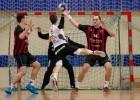 """""""Tenax"""" piekto reizi sešos gados kļūst par Latvijas čempioni handbolā"""
