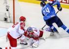 Kako ar 1+1 iesāk atspēlēšanos un palīdz nokārtot Somijas uzvaru pār Dāniju
