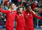 Cīņa par trofeju un miljoniem: Nāciju līgas finālā Portugāle uzņems Nīderlandi